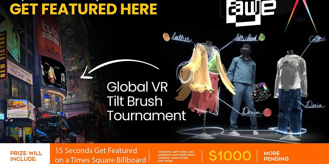Tilt Brush Tournament